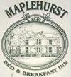 Maplehurst Bed & Breakfast
