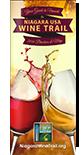 niagara wine trail brochure