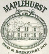 Maplehurst Bed & Breakfast