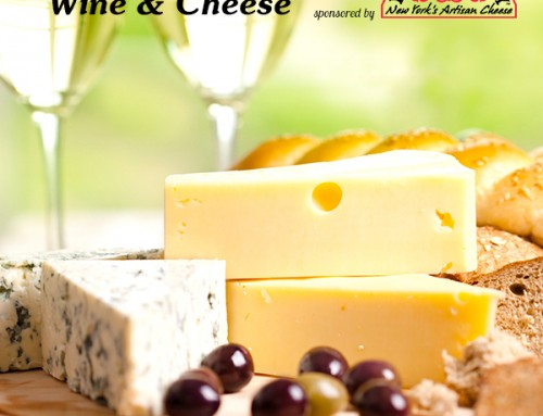 Wine and Cheese – June