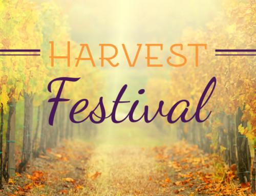 Harvest Festival – September