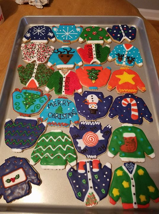 Christmas Cookie Decorating Class Niagara Wine Trail Usa