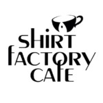 shirt factory cafe logo