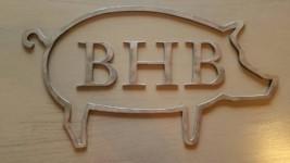 boone's hill bbq logo