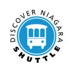 discover niagara shuttle logo
