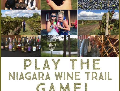 Play the Niagara Wine Trail Game!