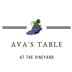ava's table logo
