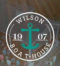 Wilson boat House logo