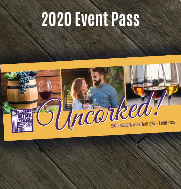 niagara wine trail 2020 event passes